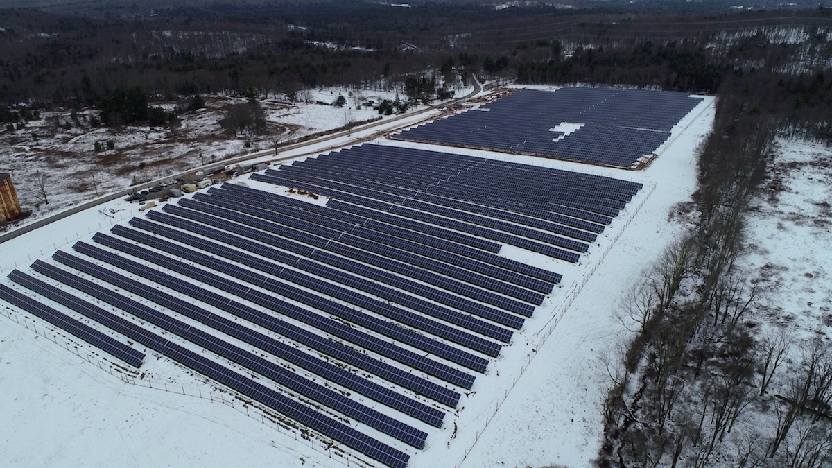Mount Kisco Community Solar Image 1